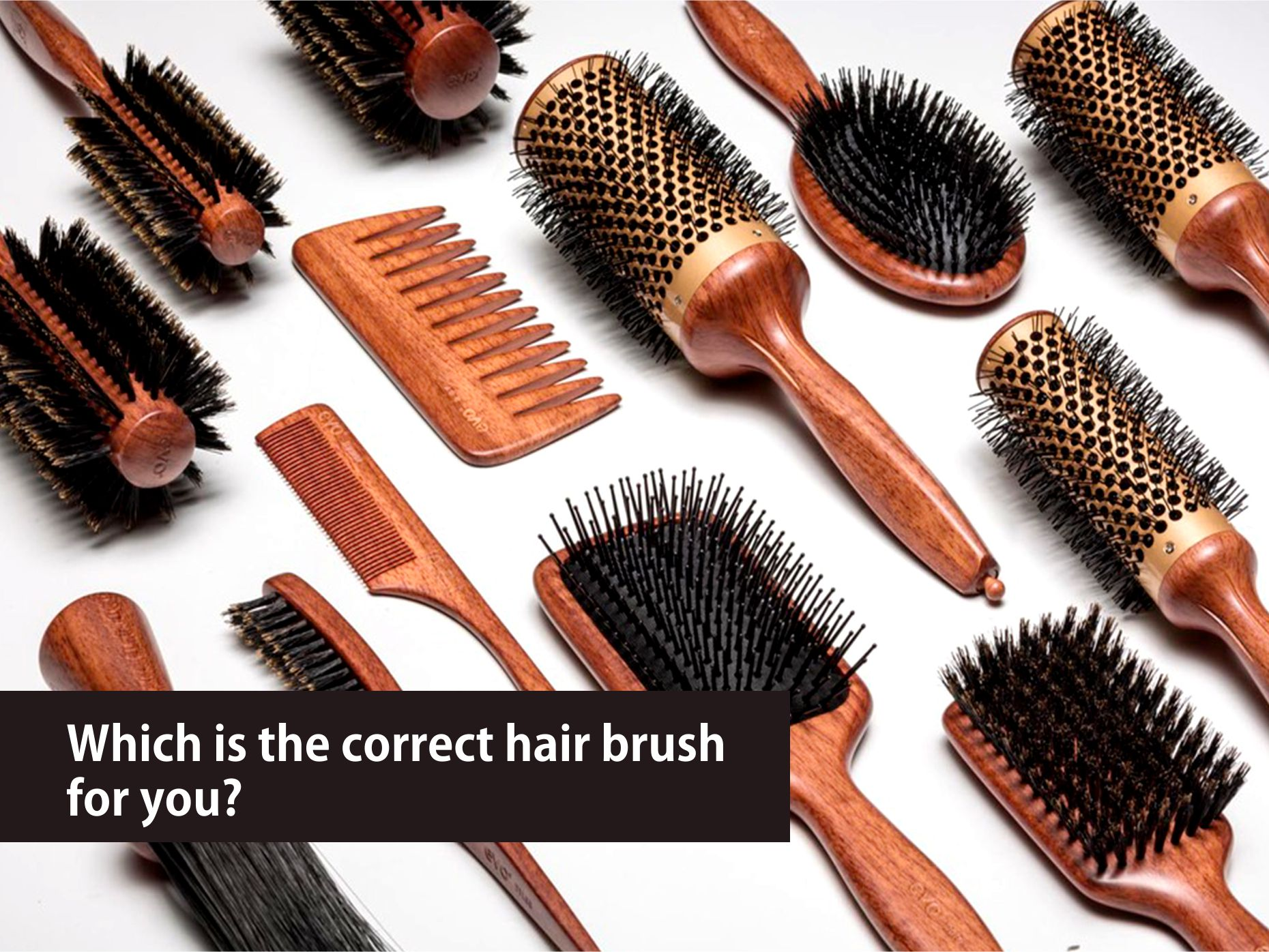 6 must-have brushes for your hair